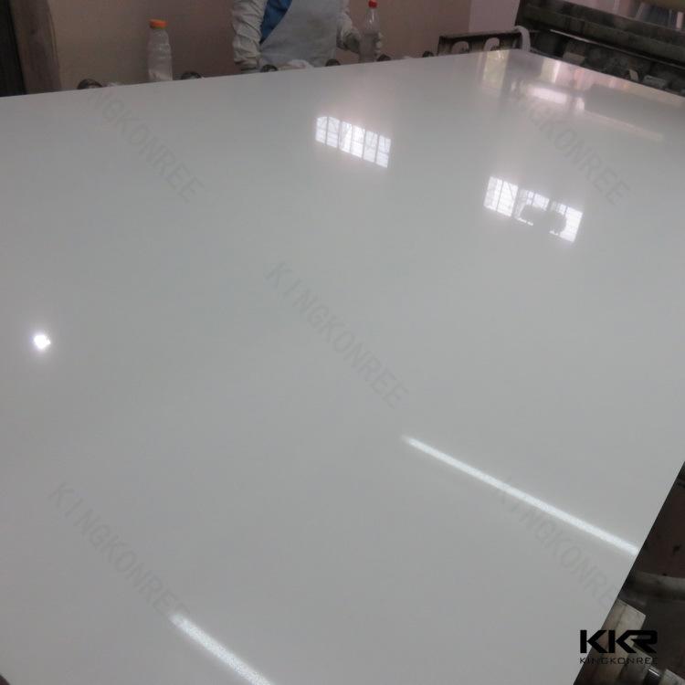 Starlight Engineered Artificial Stone White Quartz Stone