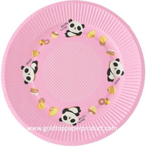 High Quality Paper Dessert Plates