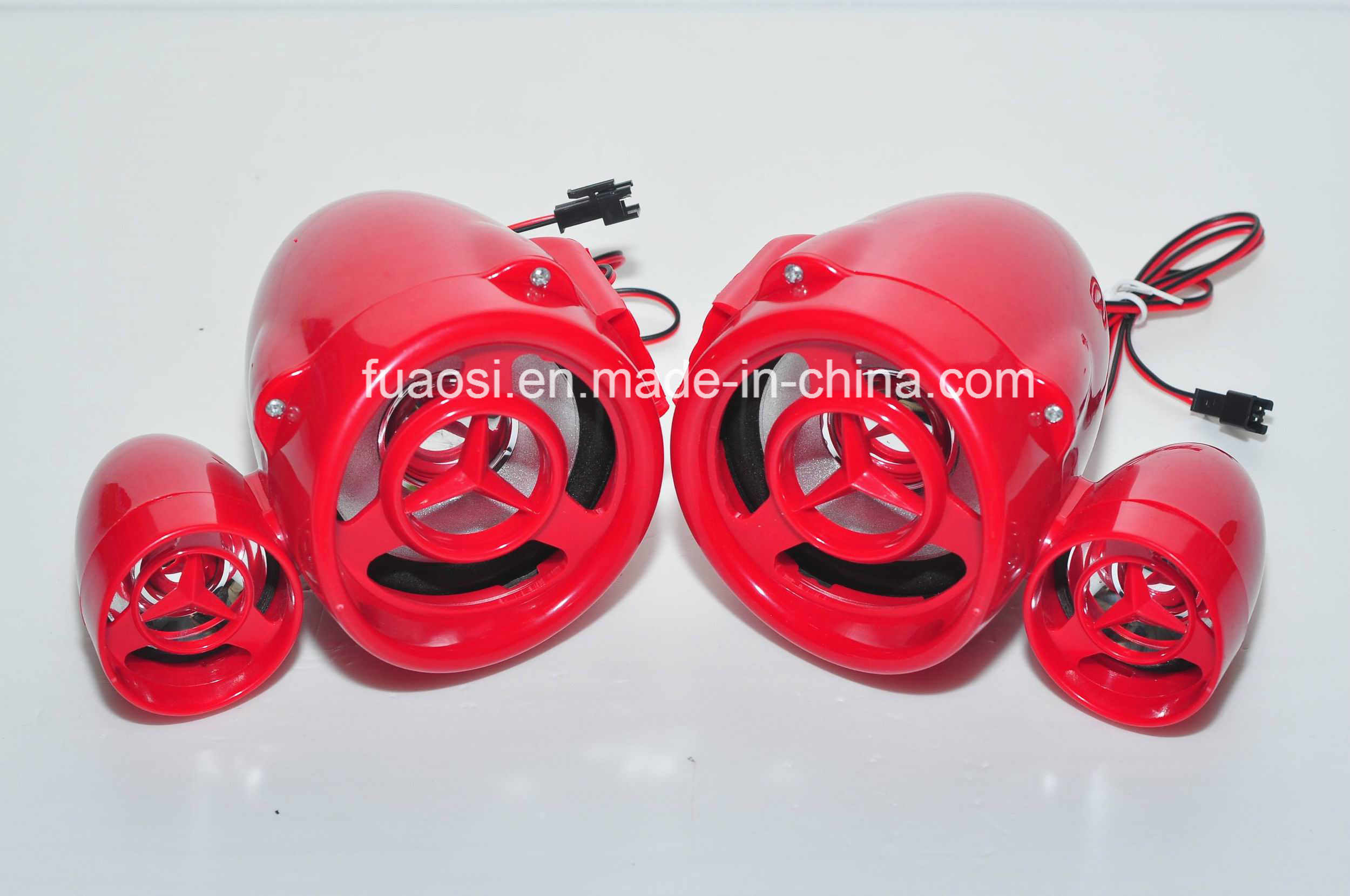 MP3 Audio Motorcycle Alarm System