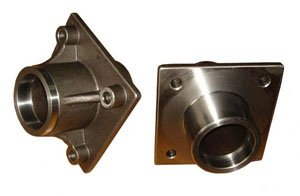 Support Shaft Steel Casting