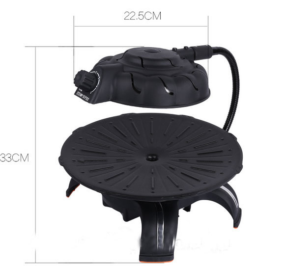 Wholesale Mini Outdoor BBQ Pizza Oven (ZJLY)