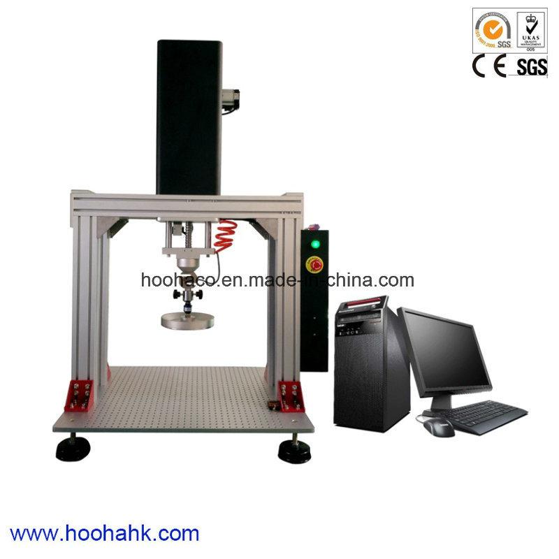 Foam and Rubber Compression Pressure Testing Machine with Computer Control