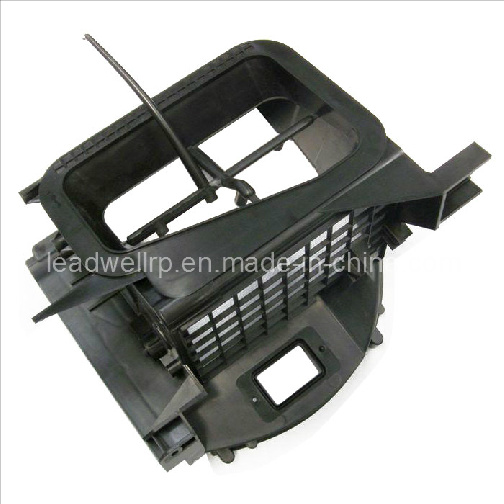 Professional Custom High Quality Spare Parts Plastic Injection Moulding (LW-10025)