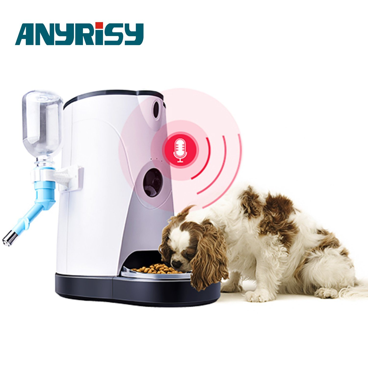 automatic pet remote best control cat feeder