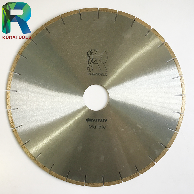 """14"""" Diamond Saw Blades for Marble Cutting"""
