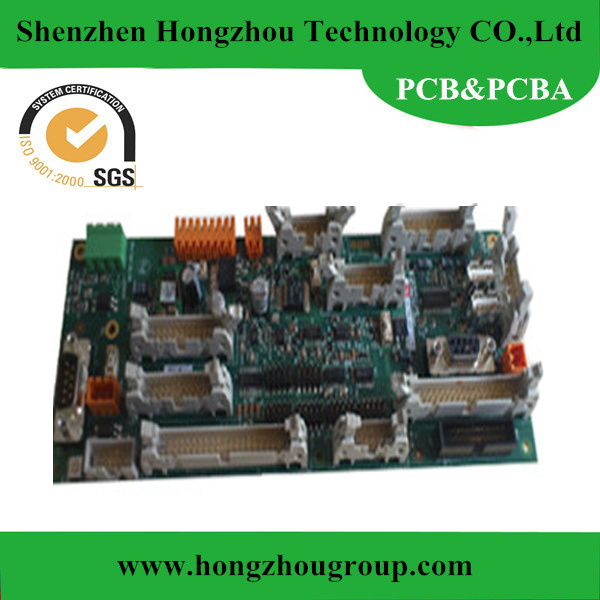 One-Stop OEM PCB and PCB Assembly/PCBA (PCB Board Assembly) for Telecom Control