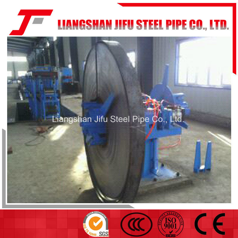 ERW Carbon Steel Pipe Welding Machine