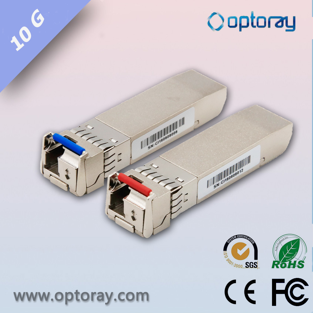 Bidi SFP 10g 20-40km Module with High Quality