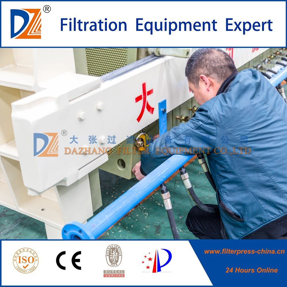 Water-Treatment Filter Press