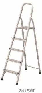 Step Stool Foldable Aluminum Ladder (SH-LF05T)