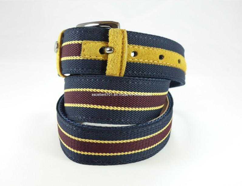 Fashion Canvas Belt (EUBL0382-35)