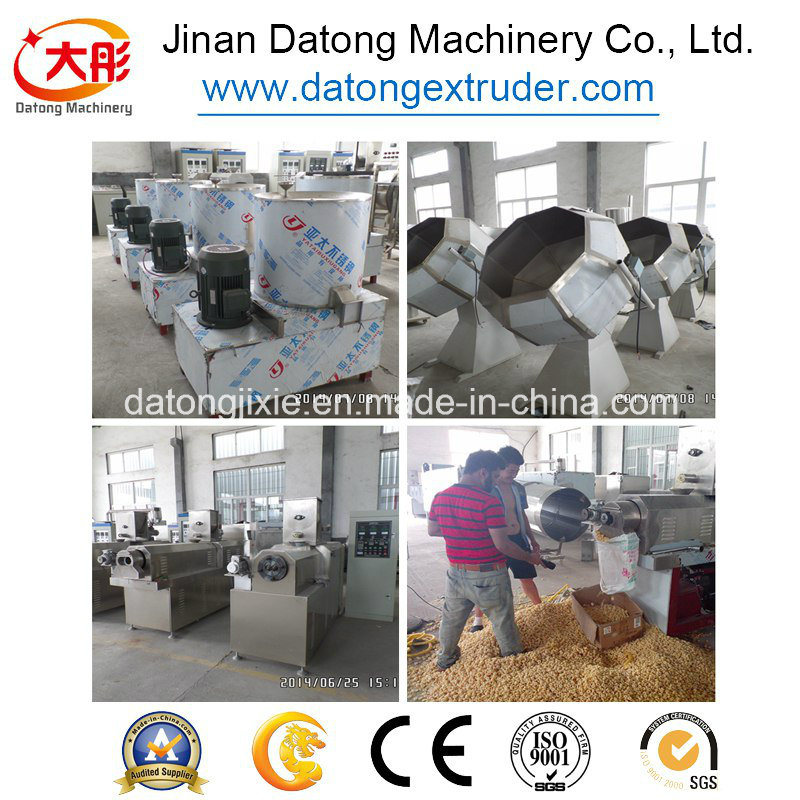 Corn Snacks Food Processing Equipment