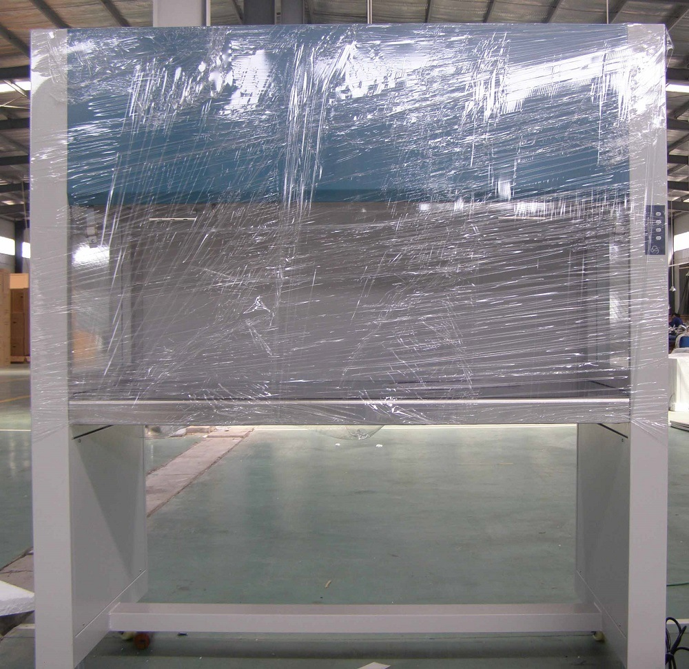 One Person One Side Vertical Laminar Flow Fume Hood