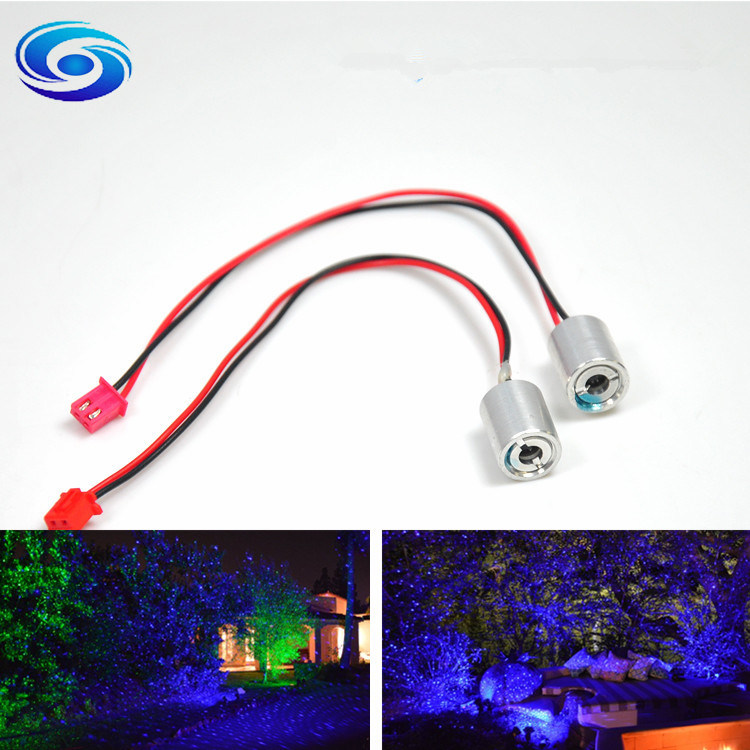 Sharp Blue 450nm 445nm 50MW Laser Module for Laser Light