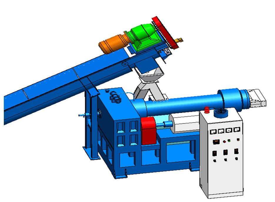 Filtration Molding Module