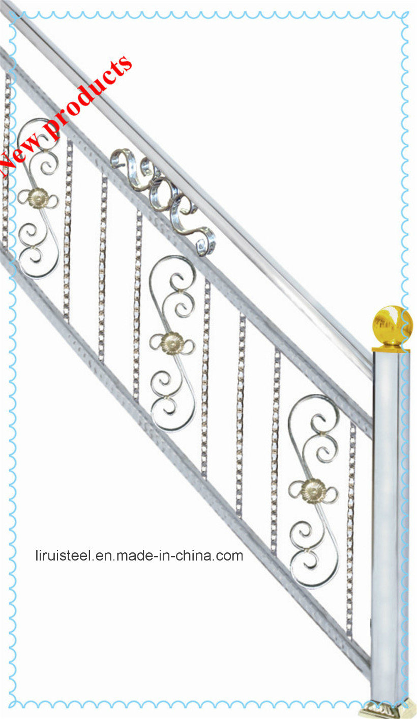 Coloured Stainless Steel Pipe for Handrail