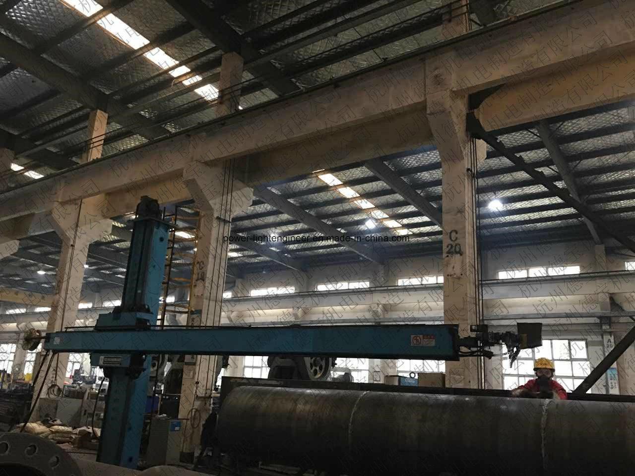 Steel Camera Surveillance Pole