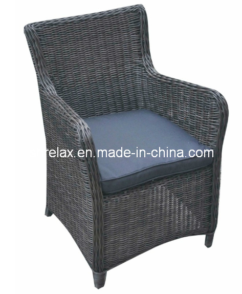 Outdoor Furniture Round Rattan Set