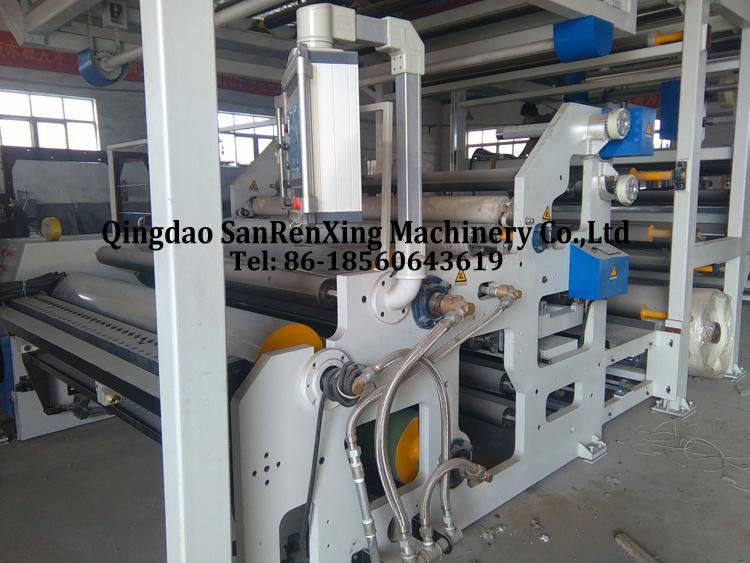Self-Adhered Waterproof Membrane Coating Production Line