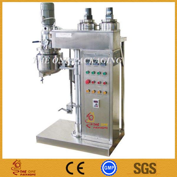 Lab Vacuum Homogenizer/ Laboratory Mixer