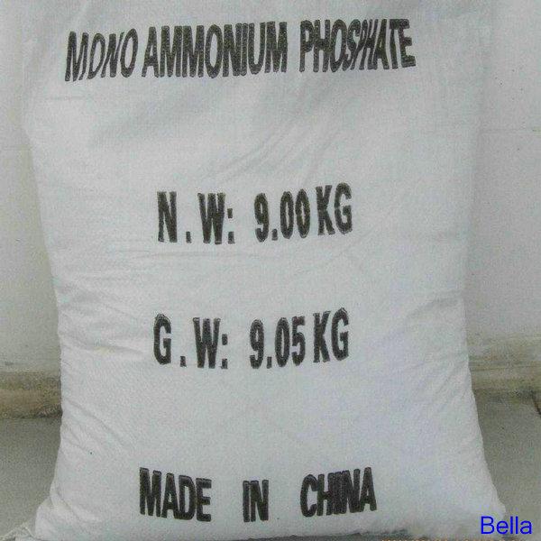Agricultural Monoammonium Phosphate Granular Phosphate Fertilizer Map 12-61-0