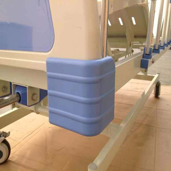 ABS Three-Crank Manual Medical Bed