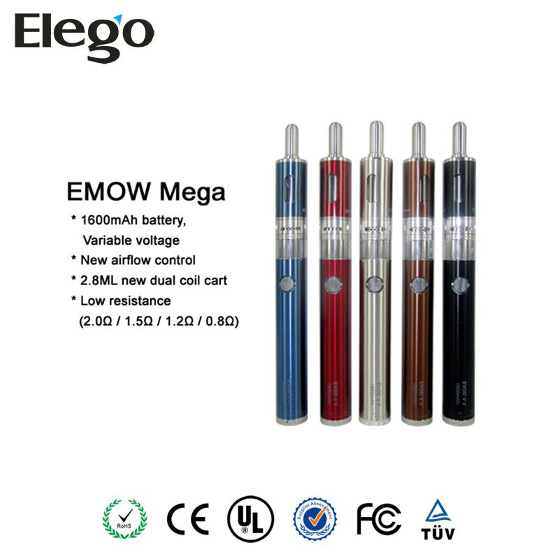 100% Authentic Kanger Emow Mega Starter Kit E Cigarette