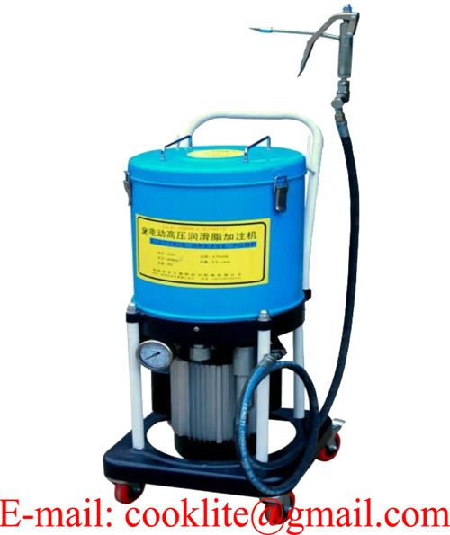 Electric Hight Pressure Grease Pump Lubrication Dispenser - 20L