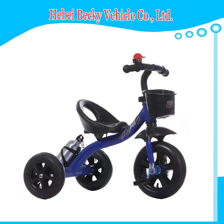 China Kids Ride on Car Pram Outdoor Toys Bike Tricycle 3 Wheeler
