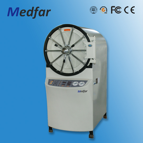 Mfj-Yx600W Horizontal Round Pressure Steam Sterilizer