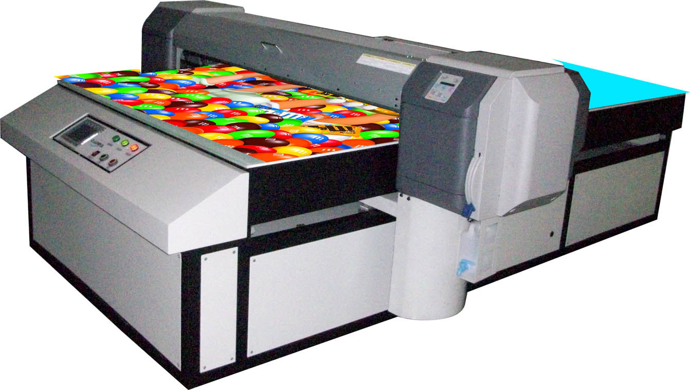 glass printing machine