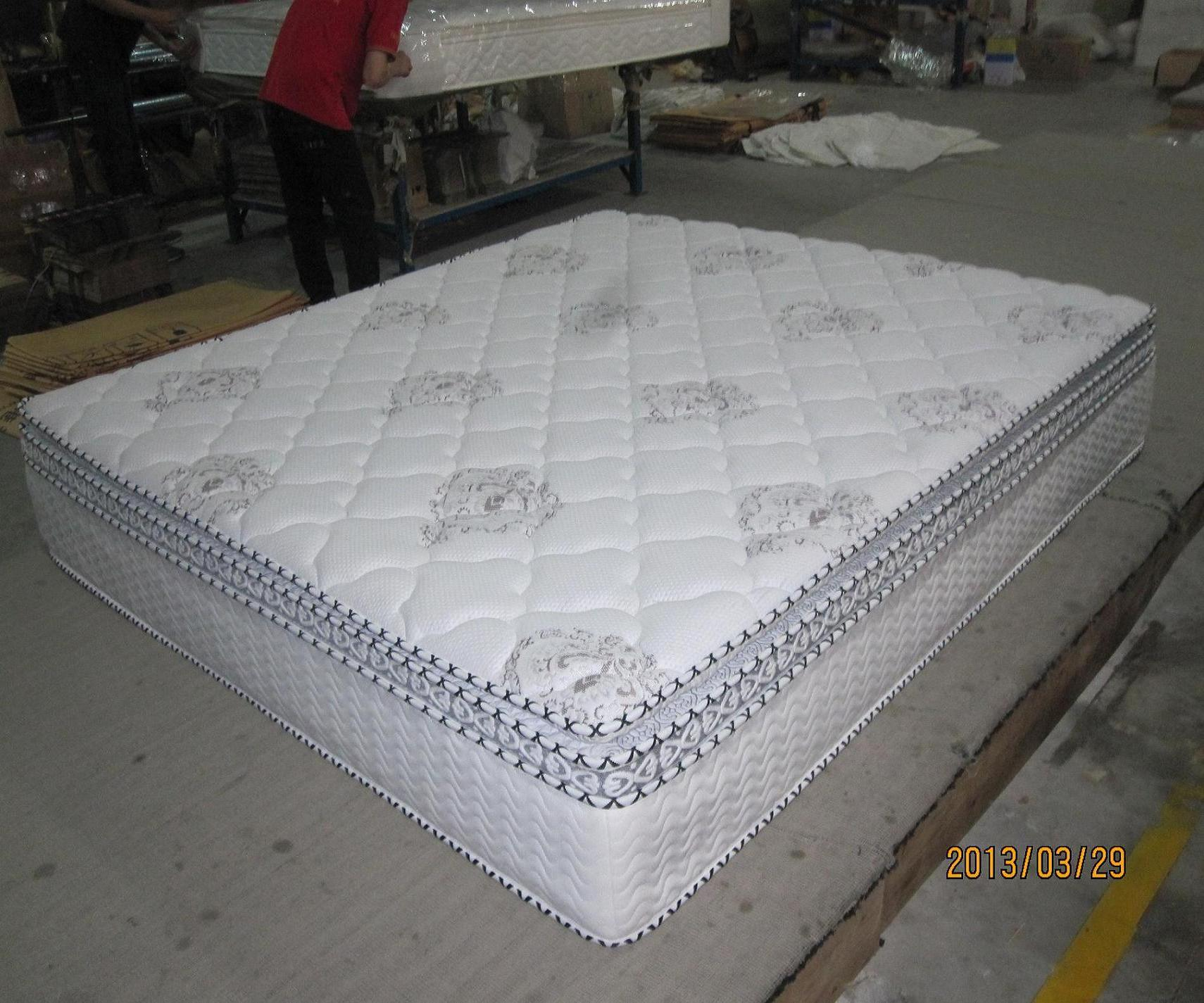 Hm115 Memory Foam Compressed Mattress