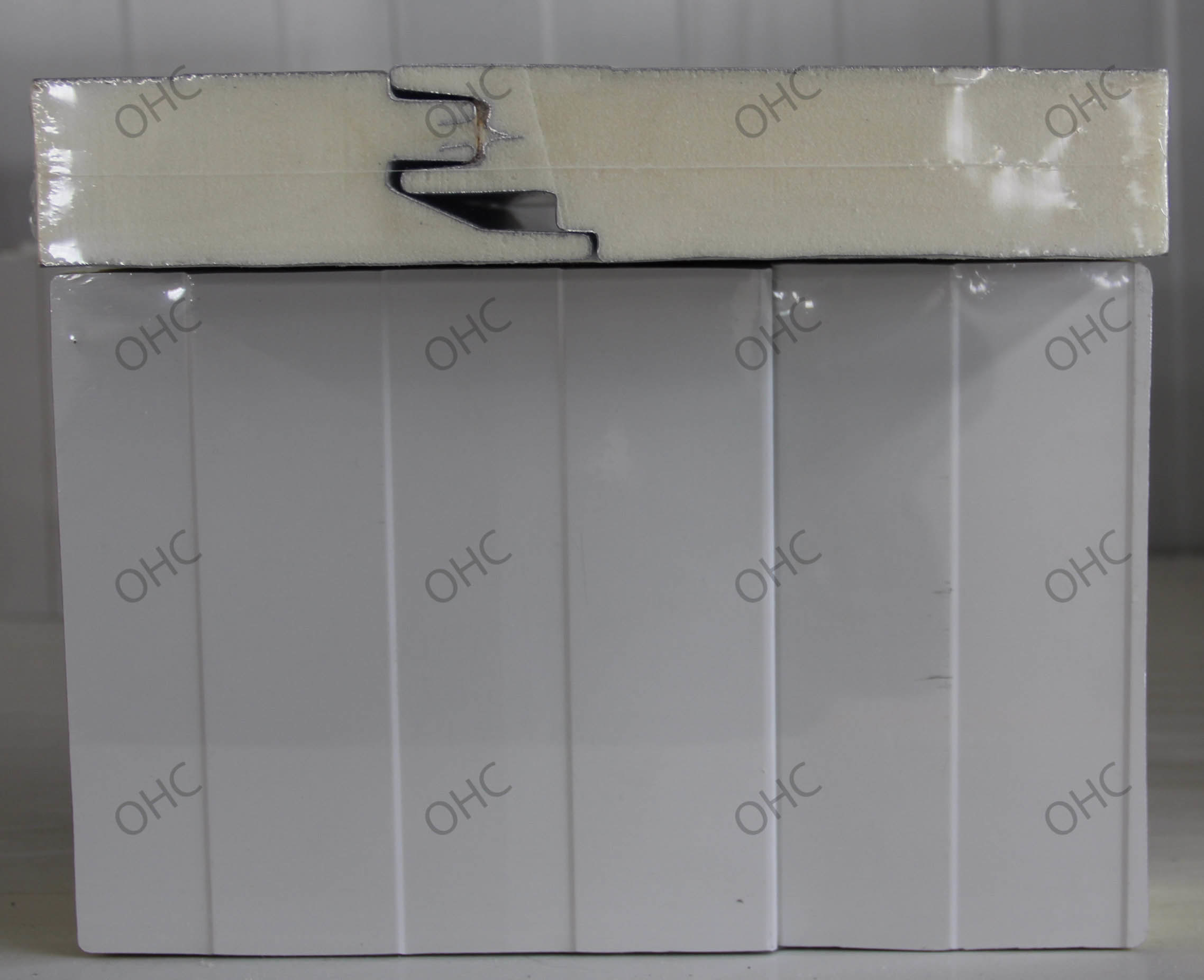 High Quality 40mm PU Sandwich Panel