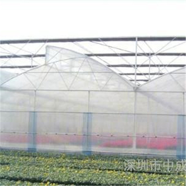 Feilongjiahe Zigzag Greenhouse for Vegetables Garden Greenhouse
