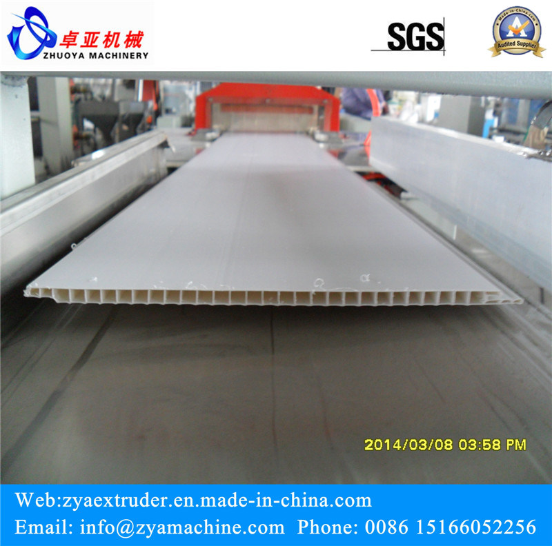 PVC Siding Board/Wall Panel/Ceiling Board Extruder Machine