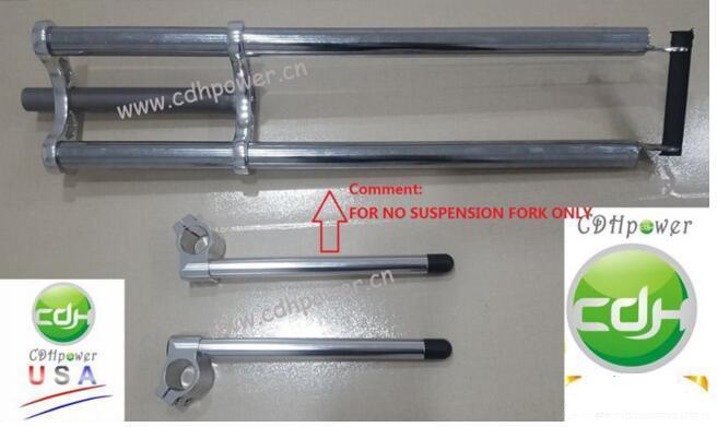 Bike Handle Bar CNC Spare Parts