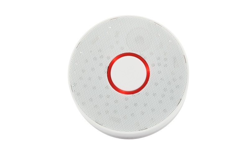 10 Years Use Life Optic Fire Alarm for Home Security