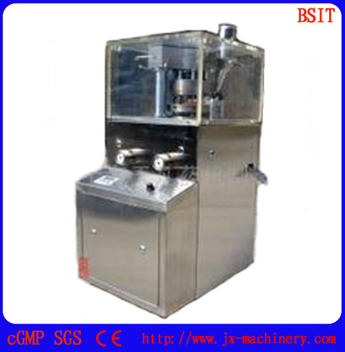 Rotary Laboratory Tablet Press Machine for Zp7a