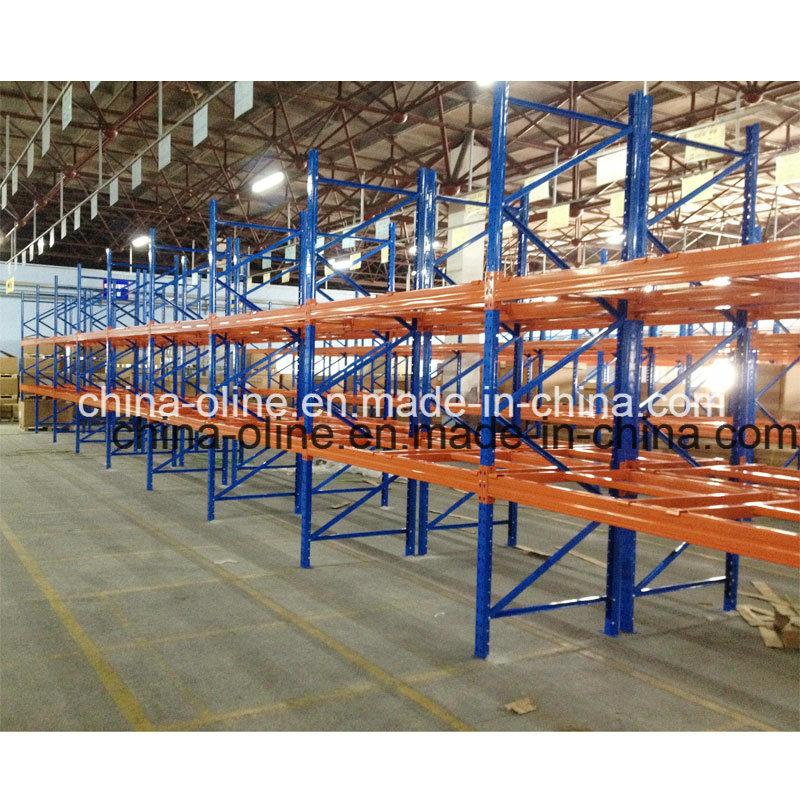 Metal Steel Assemble Adjustable Shelving Rack