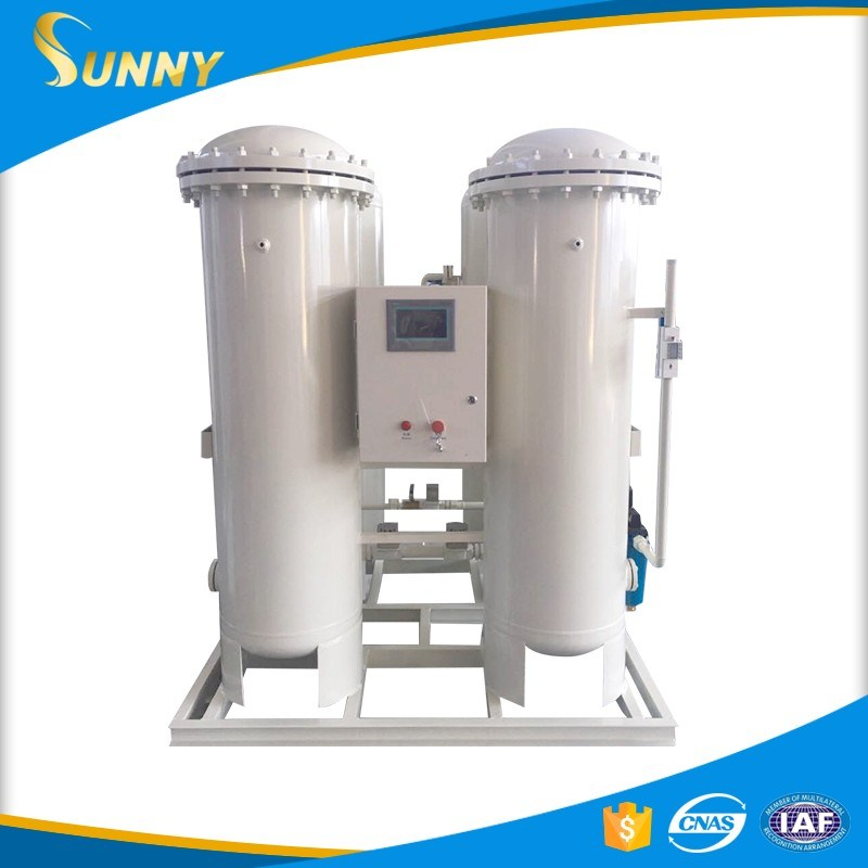 High Quality Stainless Steel Nitrogen Generator for Food Package