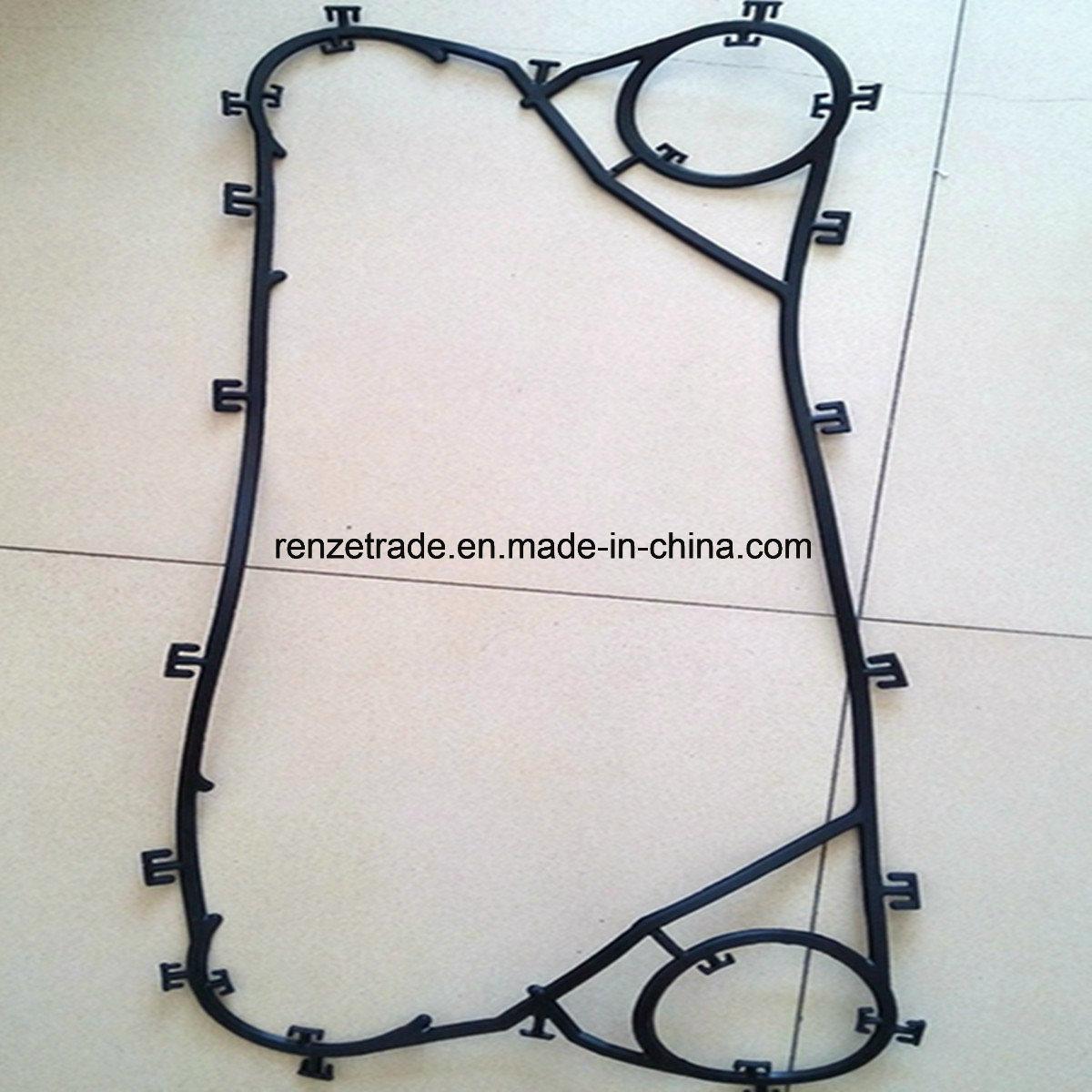 Plate Heat Exchanger Spare Parts NBR, EPDM, FPM Flow Chanel Gasket