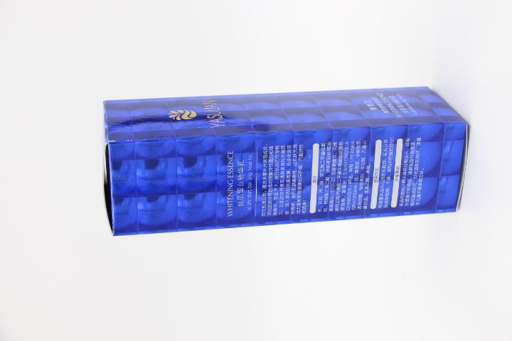Custom Printed Clear PVC Plastic Packaging Box