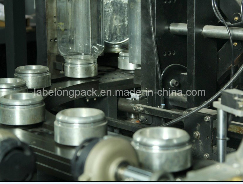 6000bph Capacity Full Automatic 6 Cavities Pet Bottle Blow Molding Machine /Bottle Making Machine for Factory Use