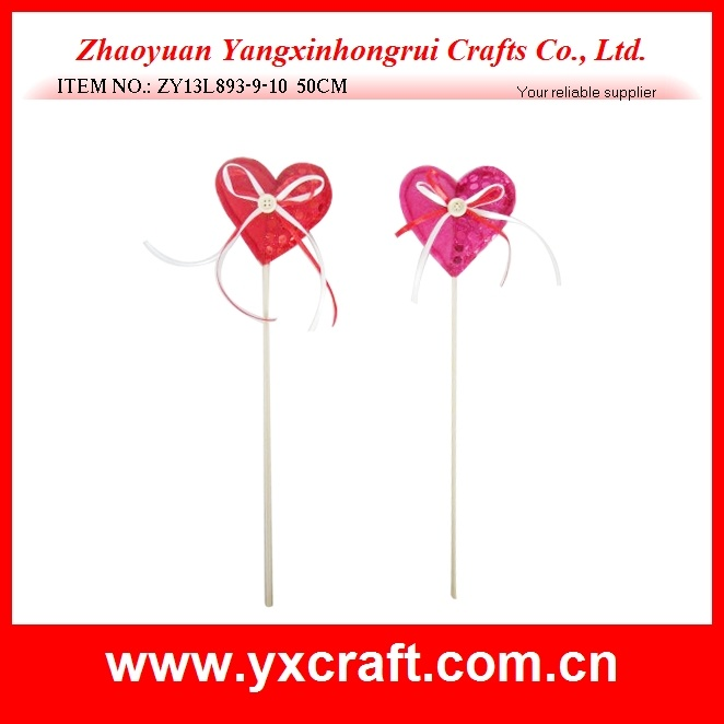Valentine Decoration Free Sample (ZY13L893-9-10) Sweet Valentine Party Supply