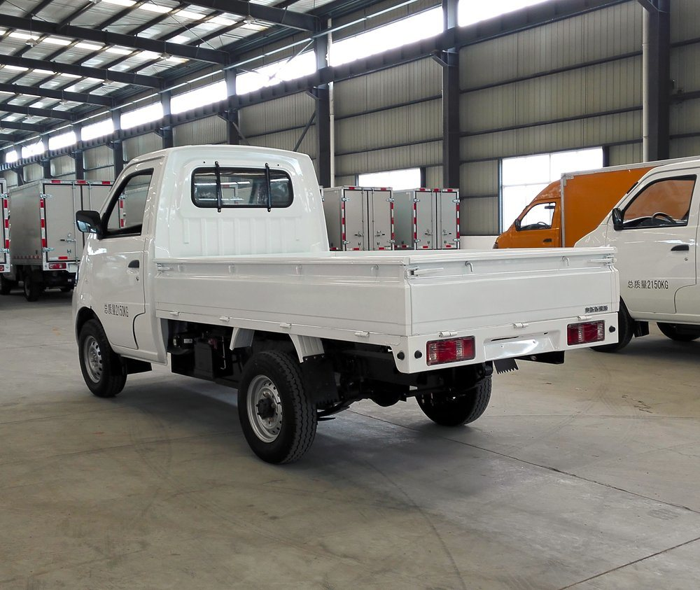 EEC Approved Electric Pickup with One Cab