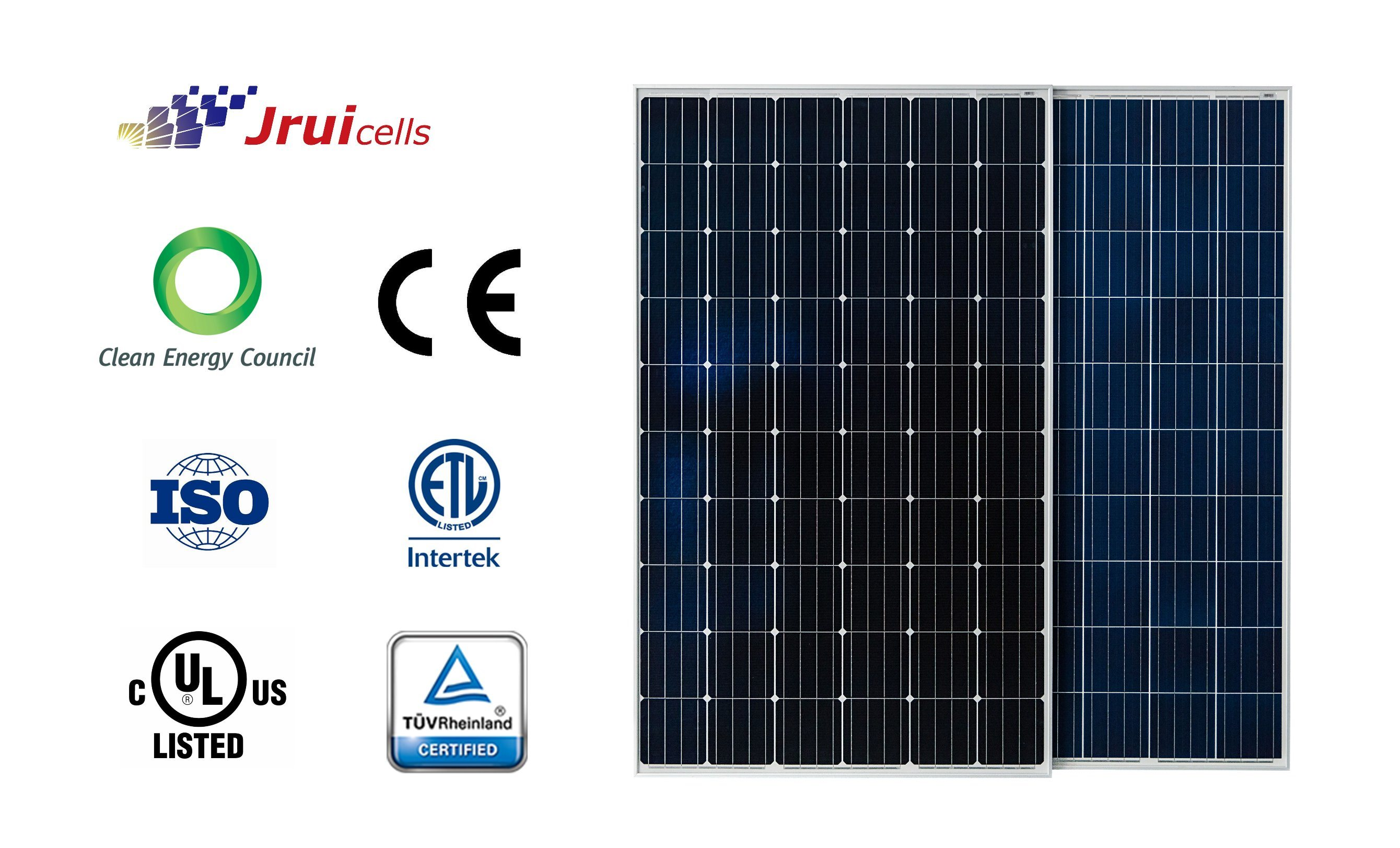 Extremely High Efficiency 270W Poly Solar Panel