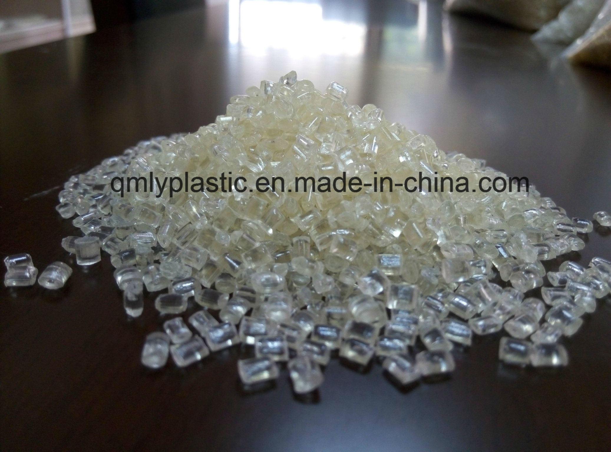 Amber Polysulfon (PSU) Udel Engineering Plastics Transparent and Rigid