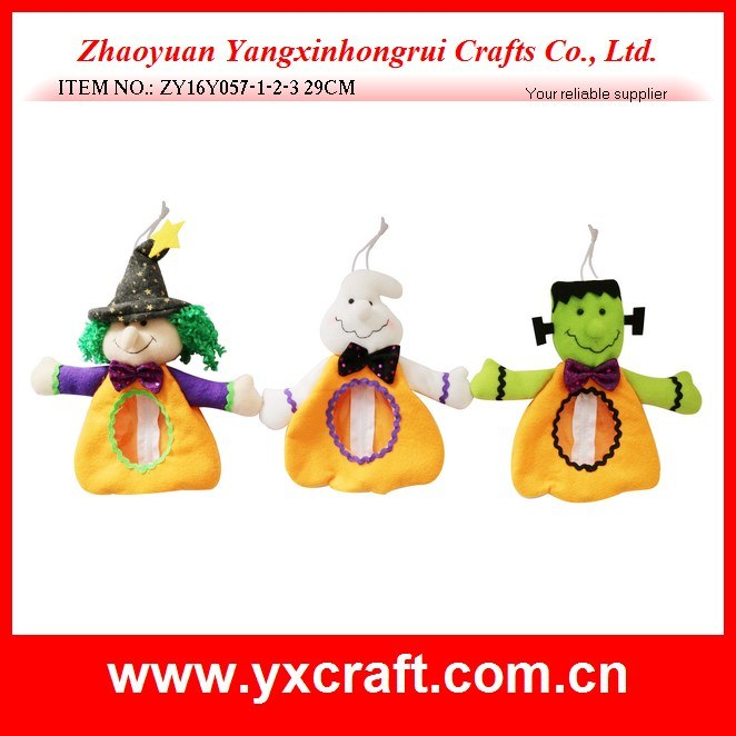 Halloween Decoration Gift Item Type Party Use Decoration (ZY11S354-1-2-3)
