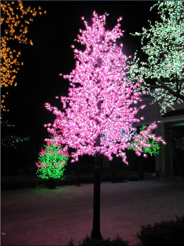 Led Lights For Outdoor Trees :  Warranty 2 Years  China Led Maple Tree Light, Outdoor Led Tree Light