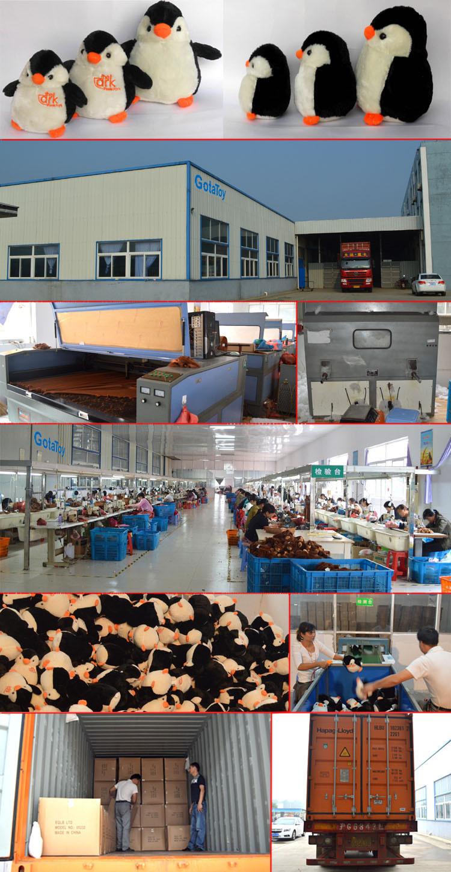 Factory China Custom Plush Toy Doll Factory
